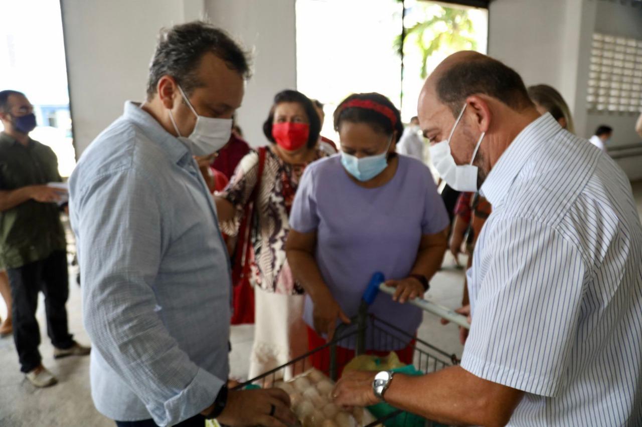 Governo assina termo de cooperação com Sebrae e garante revitalização da Cecafes