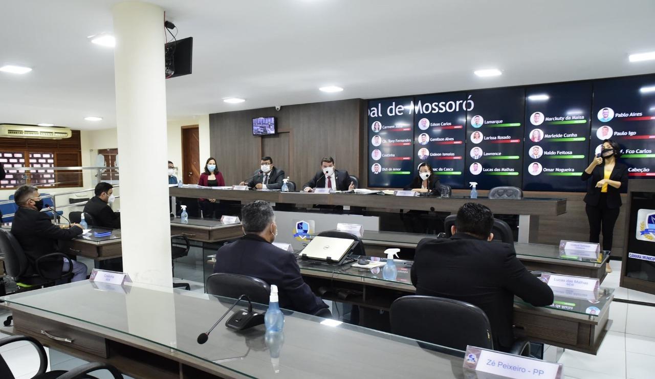 Câmara de Mossoró debate Plano Plurianual amanhã