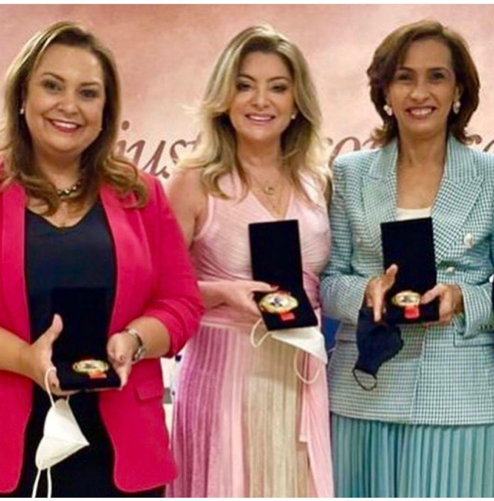 Sucessão na OAB: Marisa e Rossana desistem, Magna é confirmada como candidata da oposição