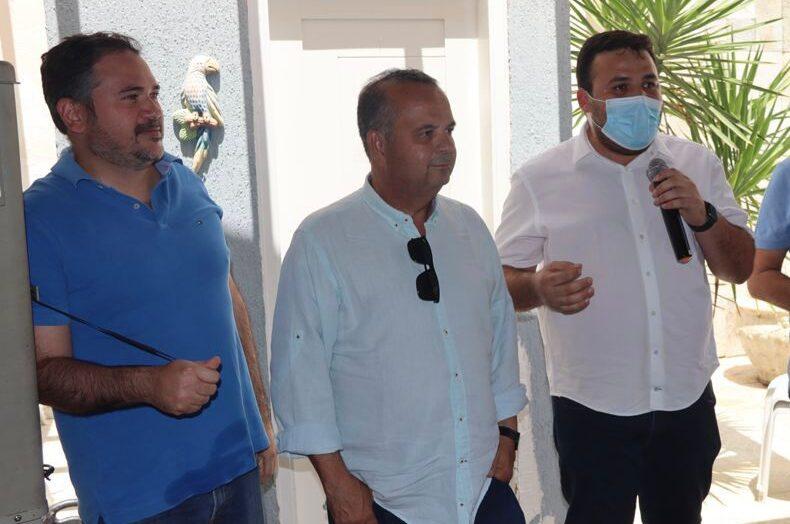 No Seridó, cumpre agenda administrativa, mas recebe apoio político eleitoral