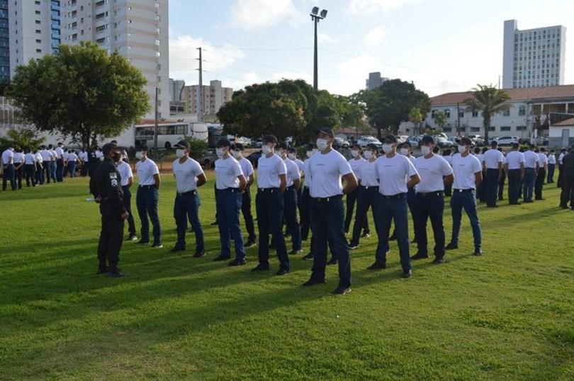 Governo anuncia novo concurso para soldados da Polícia Militar do RN em 2022