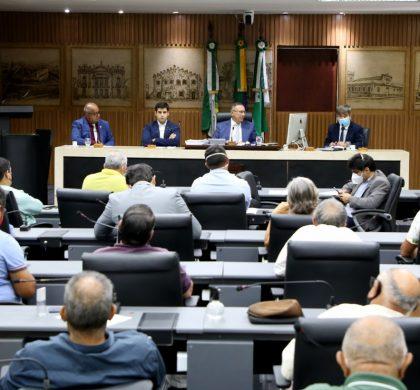Comissão de Finanças debate Plano Plurianual e Ordenamento de Ponta Negra